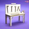 1296 Tekturka - Stół warsztatowy 3D