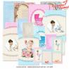 Lullaby - Ephemera cards