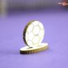 1297 Tekturka - Bramka piłkarska 3D