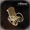00109 Fotel Babuni 3D