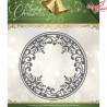 Wykrojniki Snowflake Circle - Precious Marieke PM10067